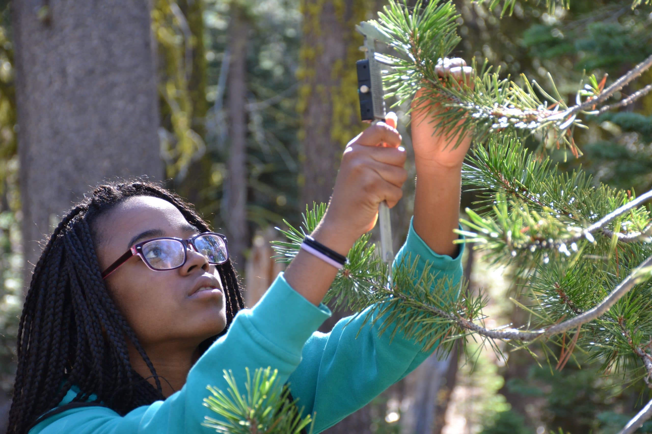 Why is an all-girls science camp important?