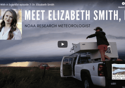 Lunch With A Scientist: Dr. Elizabeth Smith on how tornados form
