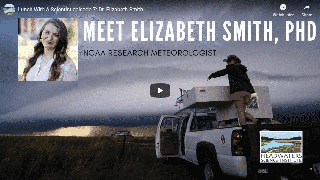Lunch With A Scientist: Dr. Elizabeth Smith