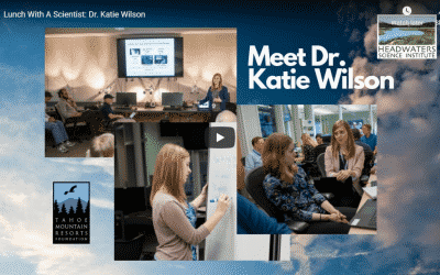 Lunch With A Scientist: Katie Wilson, PhD