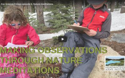 Fun Science Friday: Nature Meditations