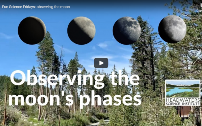 Fun Science Friday: Observing The Moon