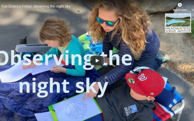 Fun Science Friday: Observing The Night Sky