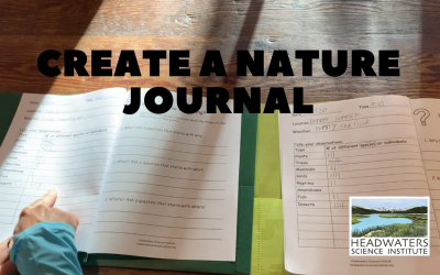 Fun Science Fridays: Create A Nature Journal
