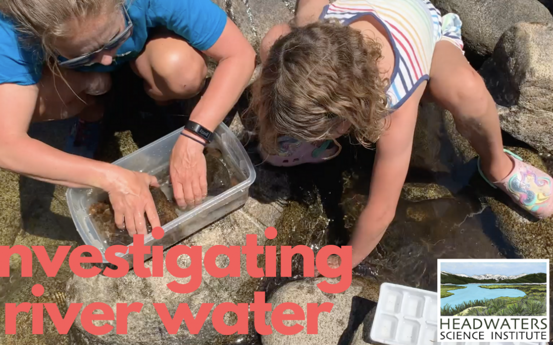 Fun Science Fridays: Exploring Rivers