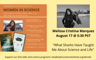 Women in STEM Series: Melissa Marquez