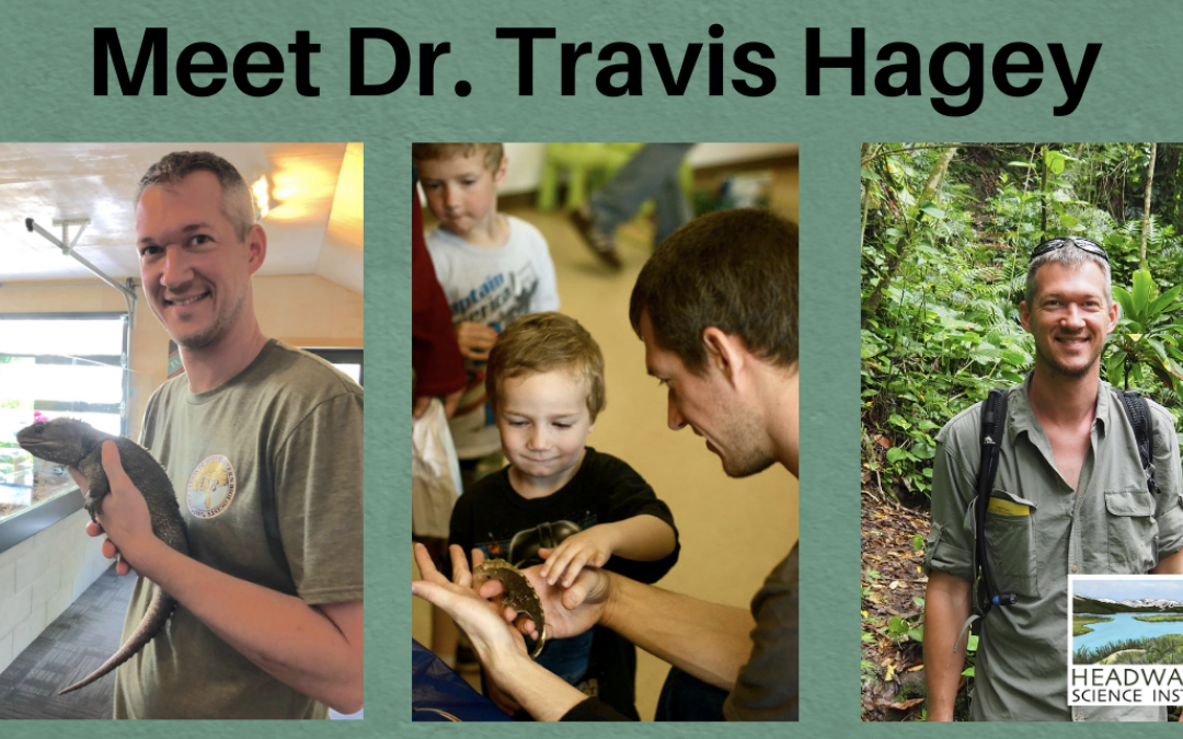 Lunch With A Scientist: Dr. Travis Hagey