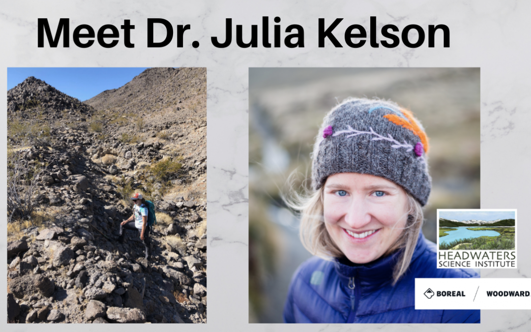 Lunch With A Scientist: Dr. Julia Kelson