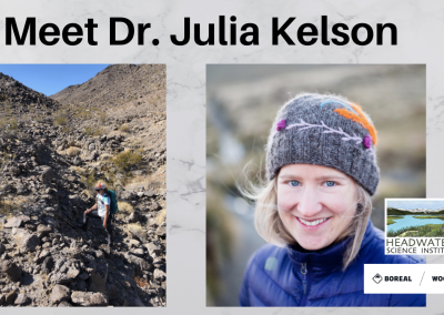 Lunch With A Scientist: studying soil with Dr. Julia Kelson