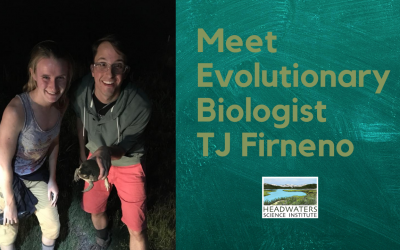 Lunch With A Scientist: TJ Firneno