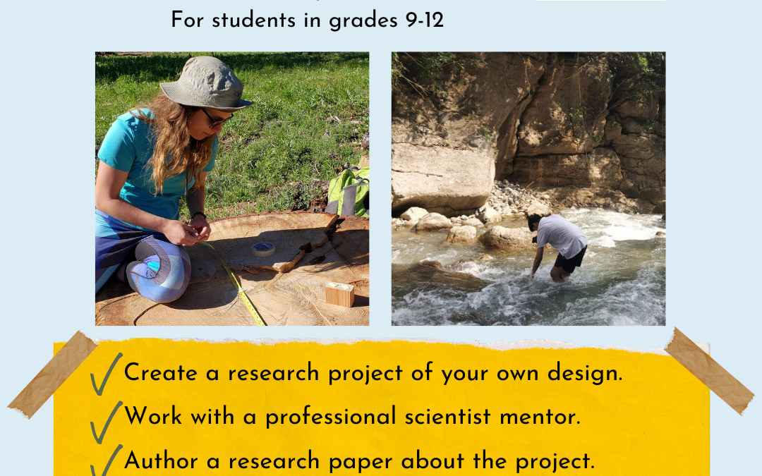 Announcing: Headwaters' Spring 2021 Research Experience
