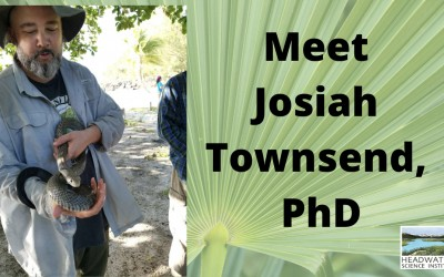 Lunch With A Scientist: Joe Townsend, PhD