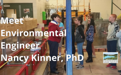 Lunch With A Scientist: Nancy Kinner on Oil Transport Impacts
