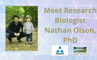 Lunch With A Scientist: Nate Olson, PhD on advances in DNA sequencing