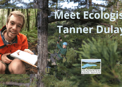 Lunch With A Scientist: Tanner Dulay on the Evolution of Salamanders