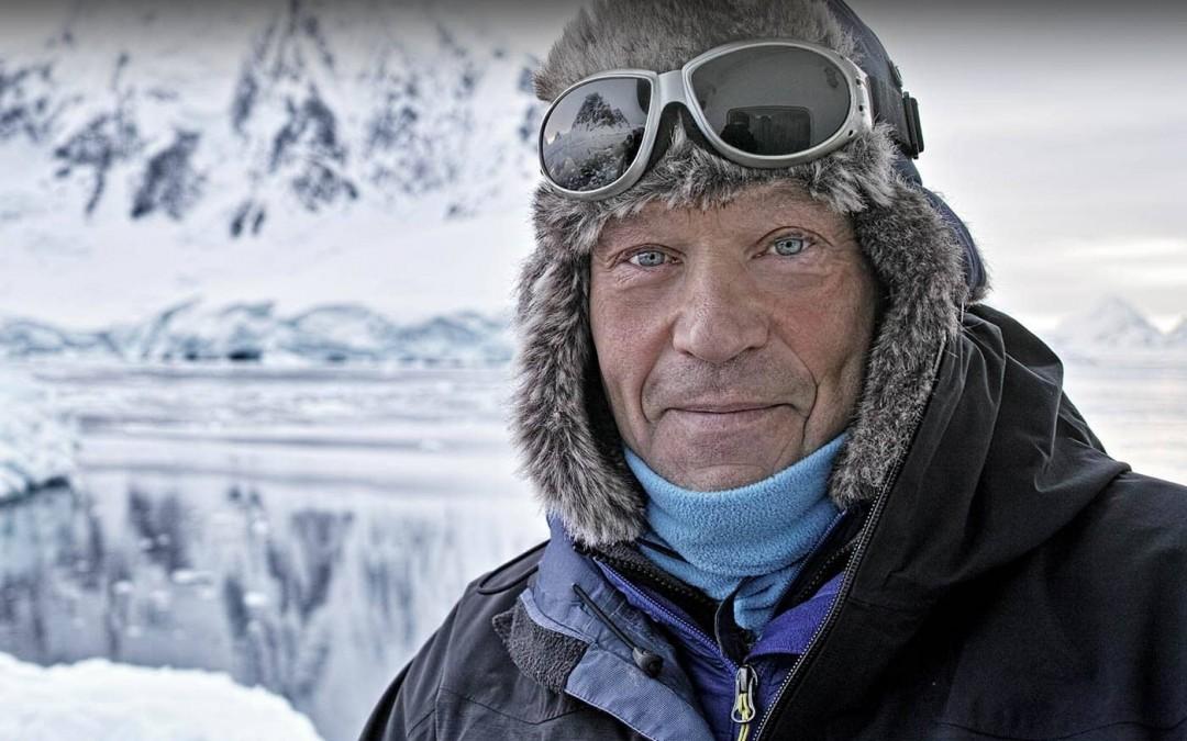Event: Polar Pioneer Robert Swan's Virtual Talk plus Q&A