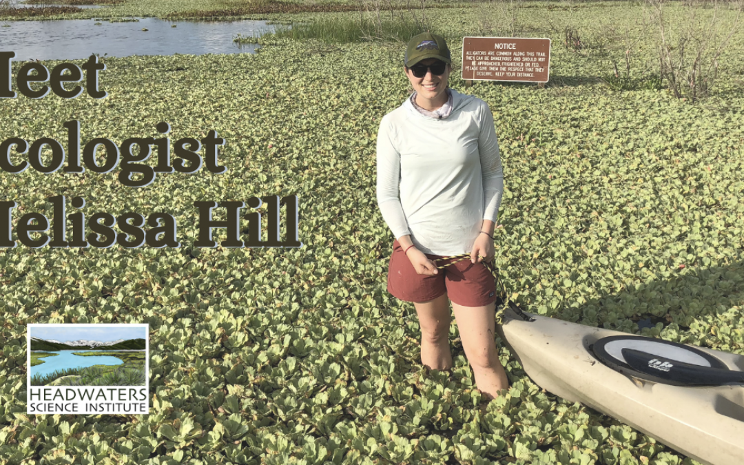 Lunch With A Scientist: Melissa Hill on Land Conservation