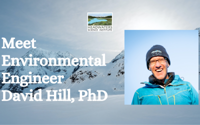 Lunch With A Scientist: David Hill, PhD on citizen science and studying snow