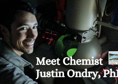 Lunch With A Scientist: Viewing atoms with microscopes with Justin Ondry, PhD