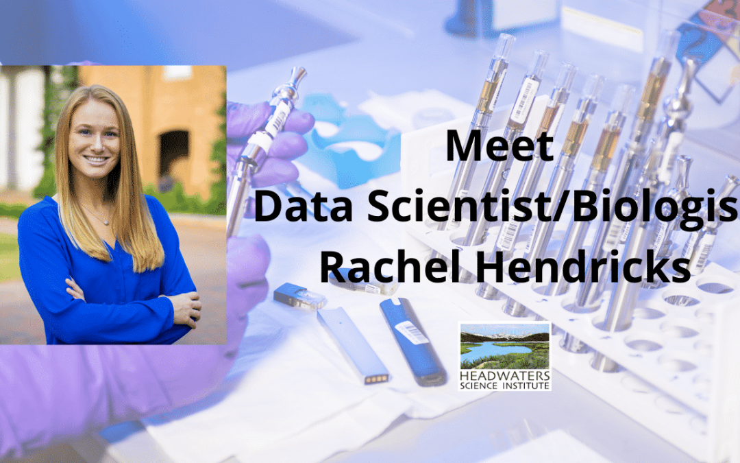 Lunch With A Scientist: Rachel Hendricks on the impacts of Tobacco