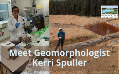 Lunch With A Scientist: Kerri Spuller on science through the lens of geomorphology