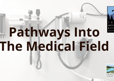 Lunch With A Scientist: Pathways to the medical field
