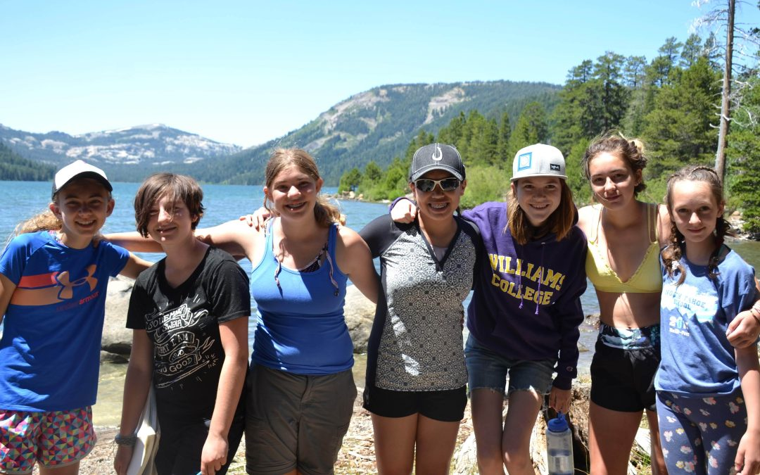 Girls Science Camp… so much more than science